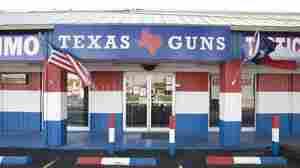 A gun dealer in San Antonio