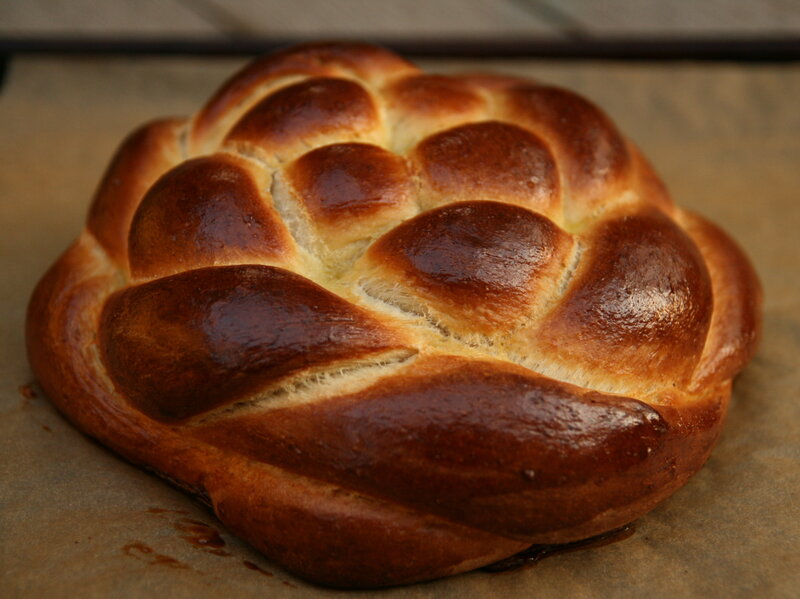 Rosh Hashana's Sacred Bread Offers Meaning In Many Shapes