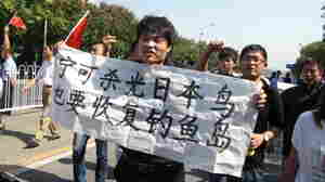 Second Day Of Anti-Japan Protests Rock China