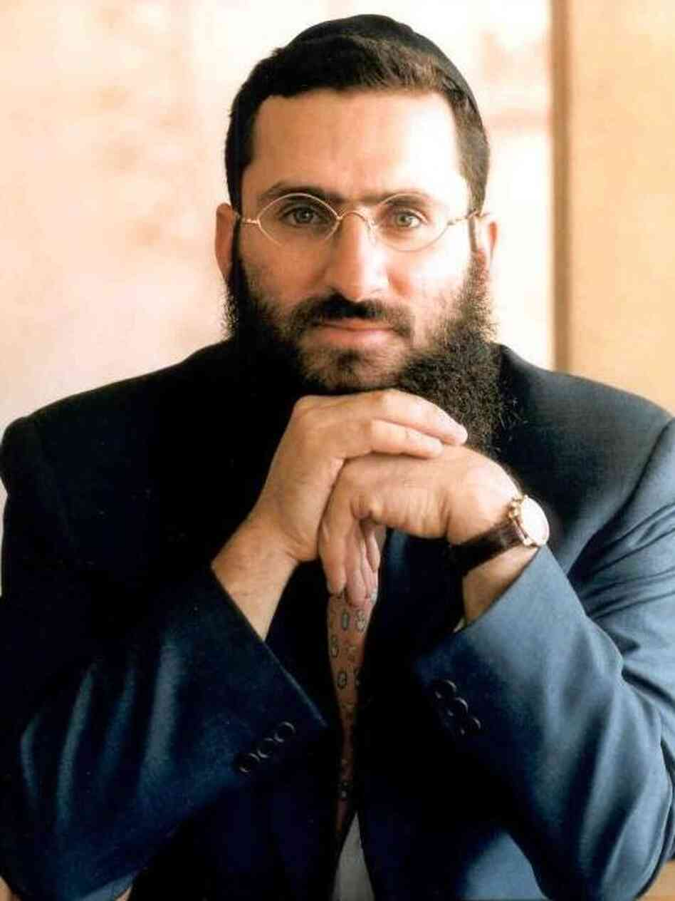 Rabbi Shmuley Boteach is the author of books such as Kosher Sex and Kosher Jesus, and the host of Shalom in the Home. He is running for Congress in New Jersey's 9th District.