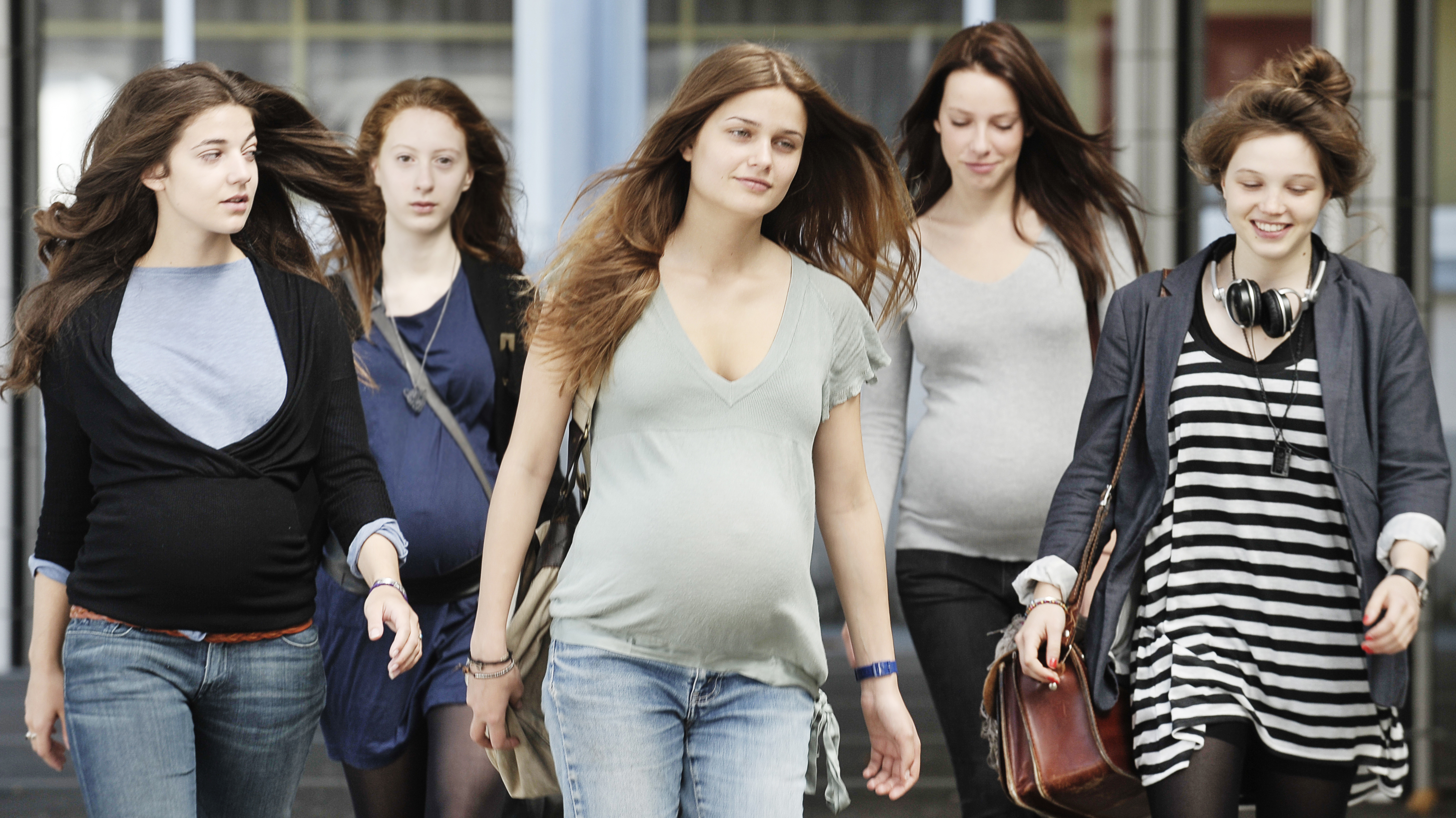 Pregnancy Pact Questions