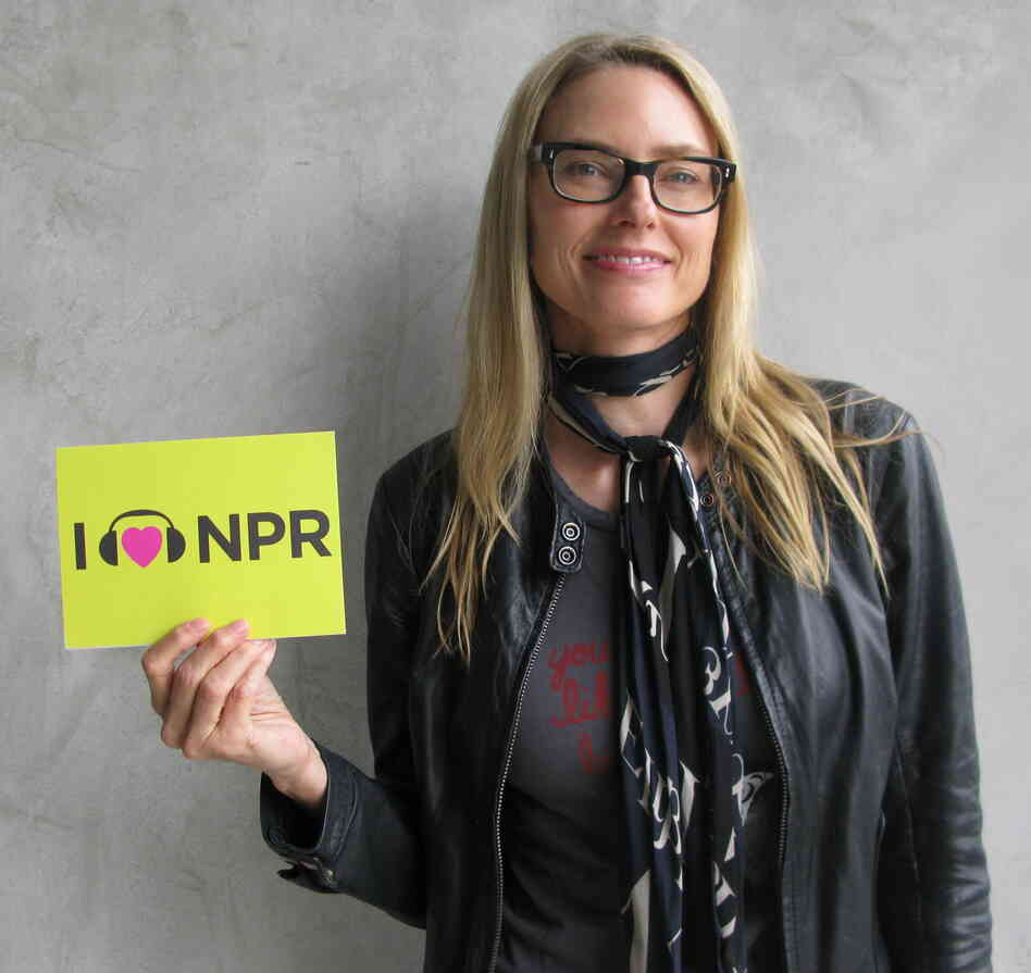 Amiee Mann at NPR West.