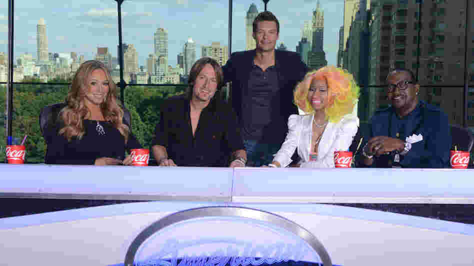 Mariah Carey, Keith Urban, Ryan Seacrest, Nicki Minaj and Randy Jackson will work together on this season of American Idol.