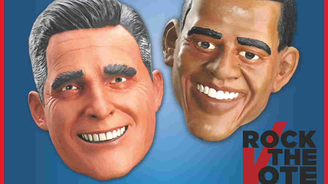 Spirit Halloween political masks