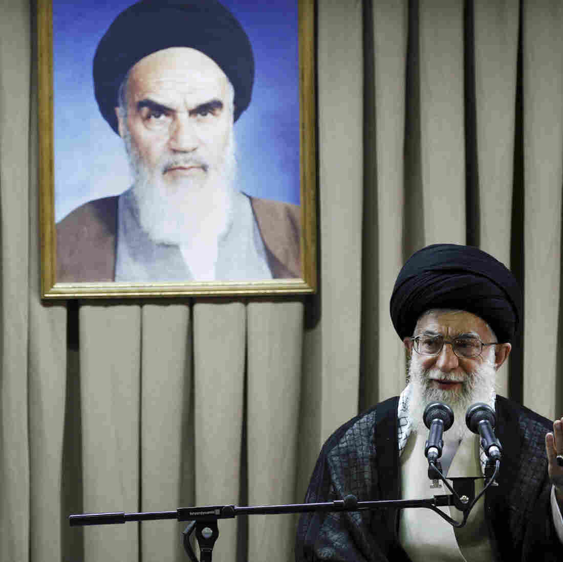 As Sanctions Take A Toll, Debate In Iran Heats Up