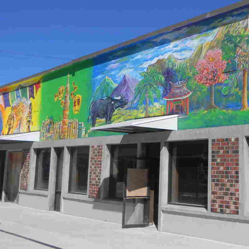 Why Does China Want A Mural In Oregon Destroyed?