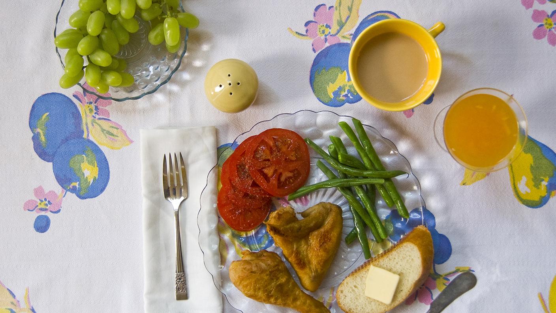 Photographing Literatureu0027s Famous Food Scenes : The Picture Show : NPR