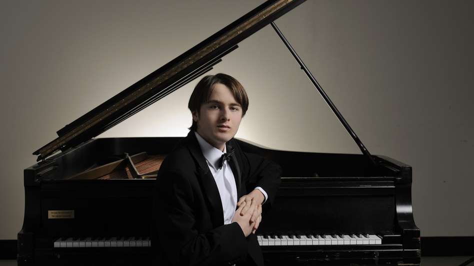 Russian pianist Daniil Trifonov — a once-in-a-generation artist at just 21? (courtesy of the artist)