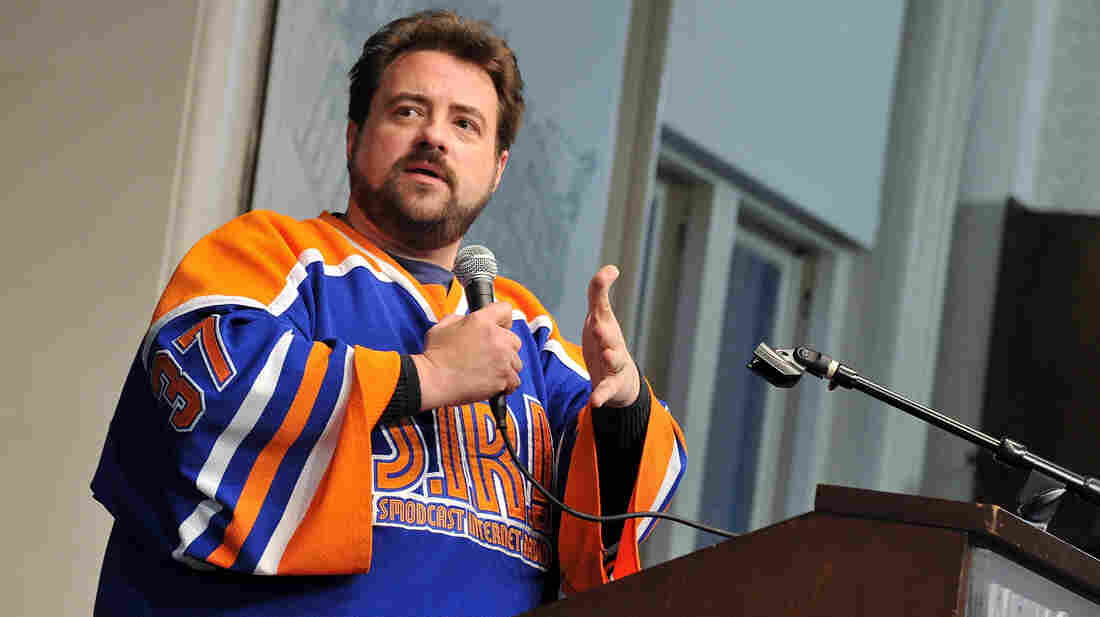 Kevin Smith has served as a writer, actor and director for films such as Clerks.