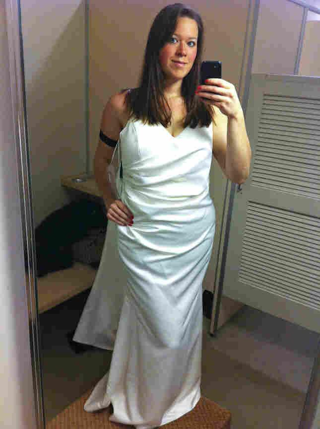 No. 100 (Wedding Dress)