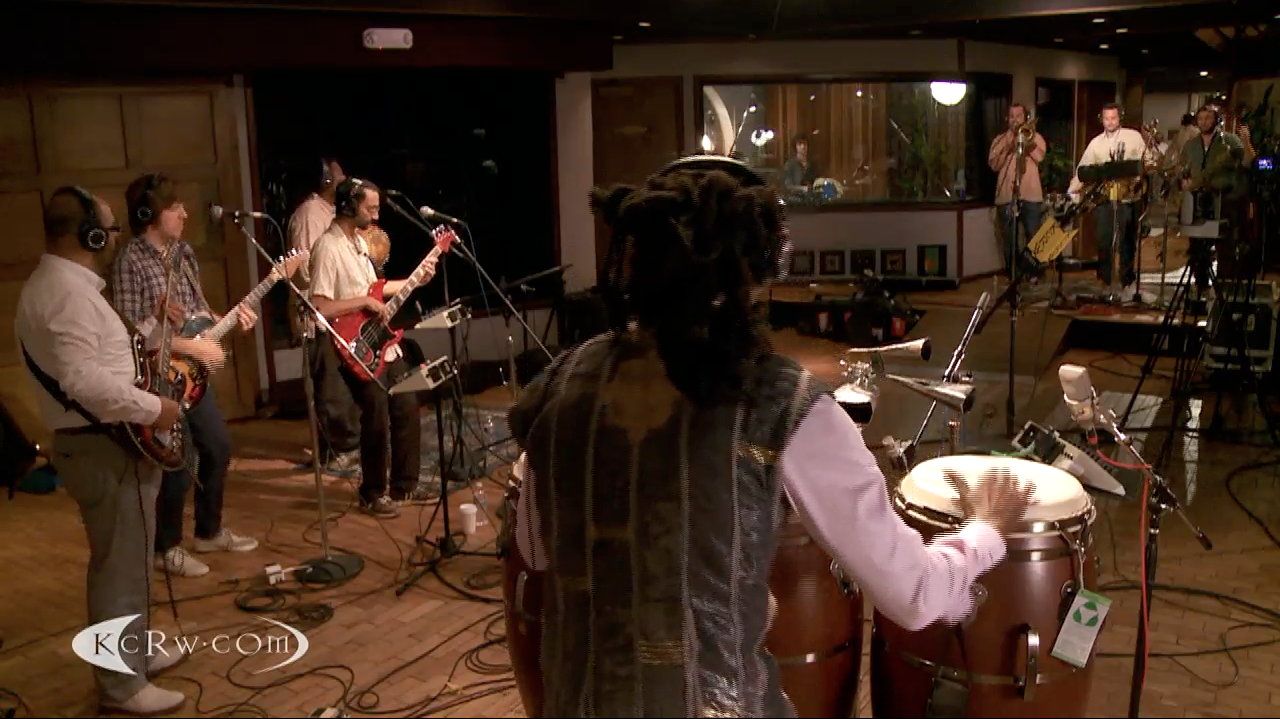 KCRW Presents: Antibalas