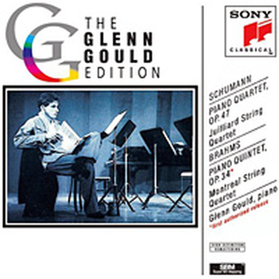 Glenn Gould plays chamber music.