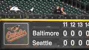 18 Innings Are A Lot, But Orioles-Mariners Game Is No Record-Breaker