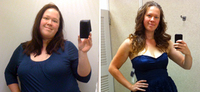 Losing 160 Pounds, One Photo At A Time