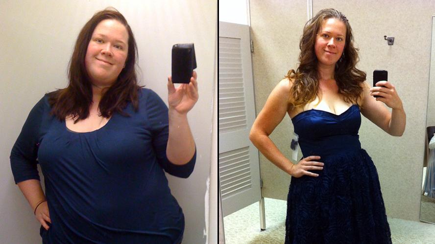 Cum arată cu adevărat pierderea în greutate majoră - Julia Kozerski; Jumătate; Fotografii
