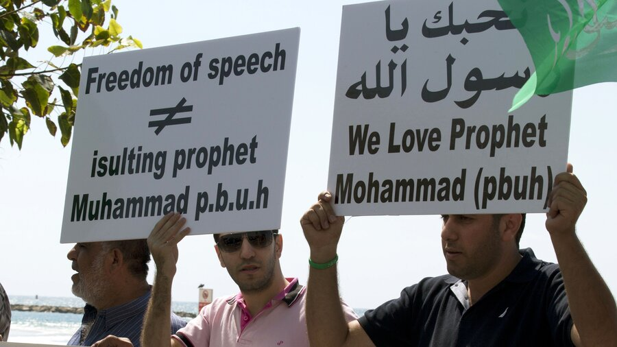 Held Dear In U.S., Free Speech Perplexing Abroad