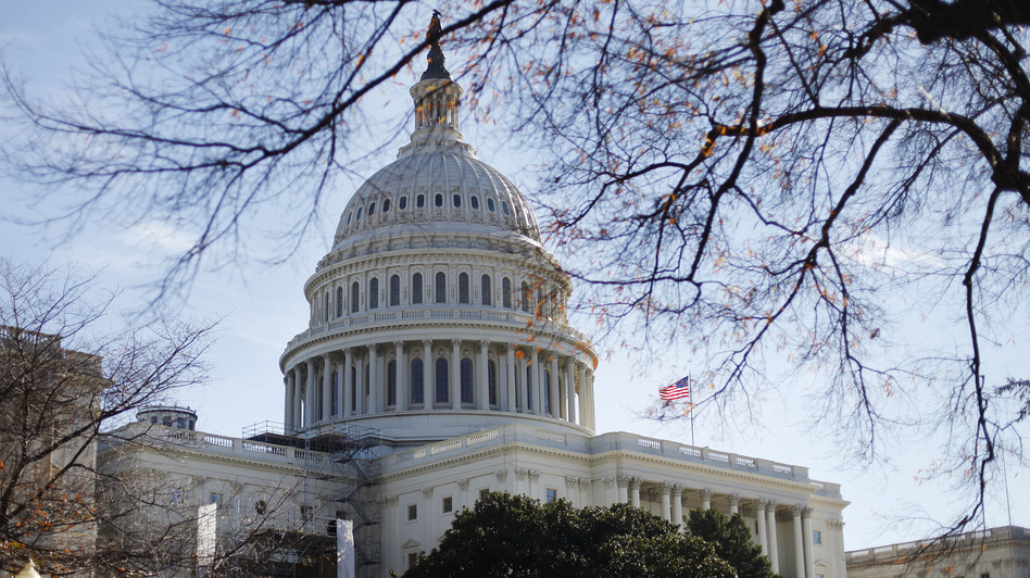 "Economists hope lawmakers can avert a ""fiscal cliff"" after November's election, but what if Congress runs out of time? (AP)"