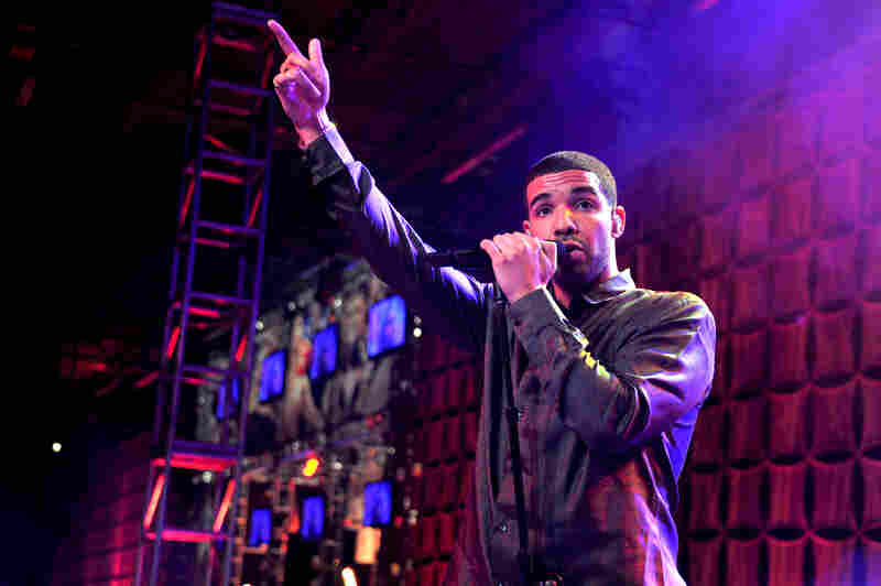 Drake cites Aaliyah's vocal restraint as an influence on his half-rapped, half sung delivery.