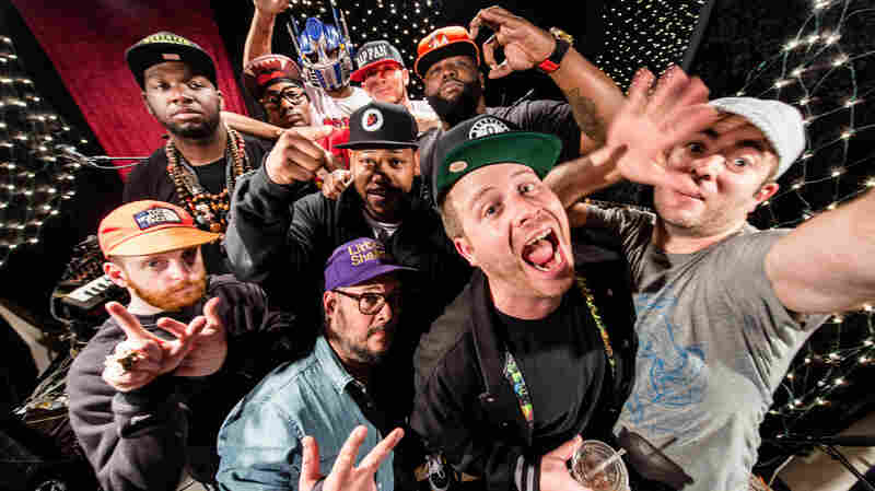 New Rap Royalty: Killer Mike, El-P, Mr. Mf'n eXquire & Despot
