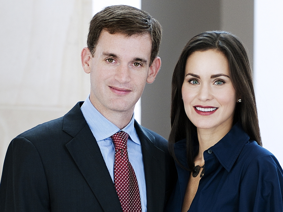 Billionaires John and Laura Arnold are betting that the country's top nutrition researchers can get to the bottom of the obesity epidemic. (Courtesy of the John and Laura Arnold Foundation)