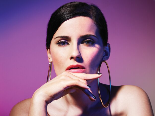 Nelly Furtado says her new album, The Spirit Indestructible, is both fun and spiritual.