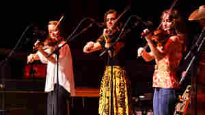The Quebe Sisters Band On Mountain Stage