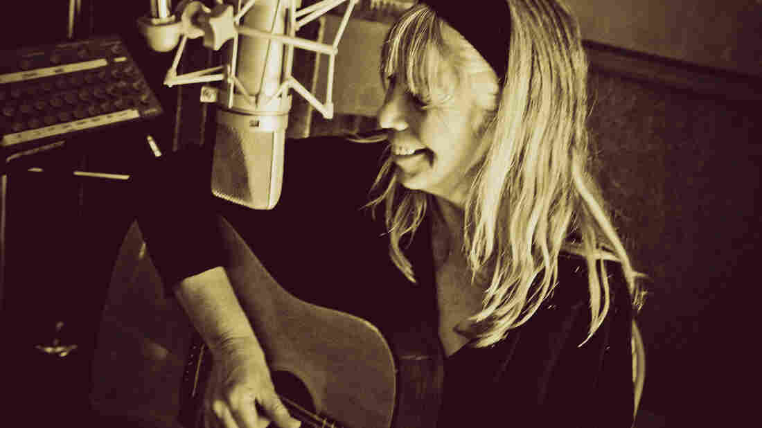 "Rickie Lee Jones' new album, The Devil You Know, is a collection of covers. ""I think [I recorded the album] partially to remind people that a singer is the one who interprets the song,"" she says. ""And once you do that, it's yours."""