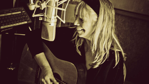 """Rickie Lee Jones' new album, The Devil You Know, is a collection of covers. """"I think [I recorded the album] partially to remind people that a singer is the one who interprets the song,"""" she says. """"And once you do that, it's yours."""""""