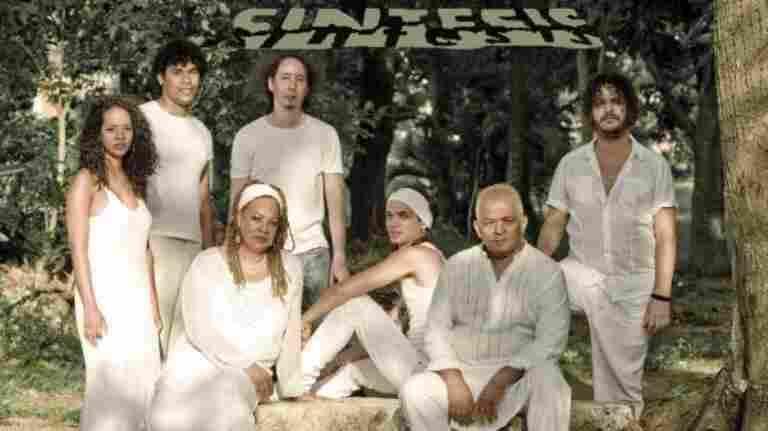 The Afro-Cuban progressive rock group Síntesis.