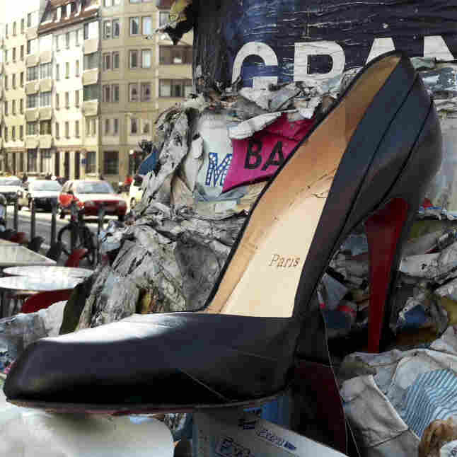 A Stiletto, A Lamppost And The Soul Of Berlin