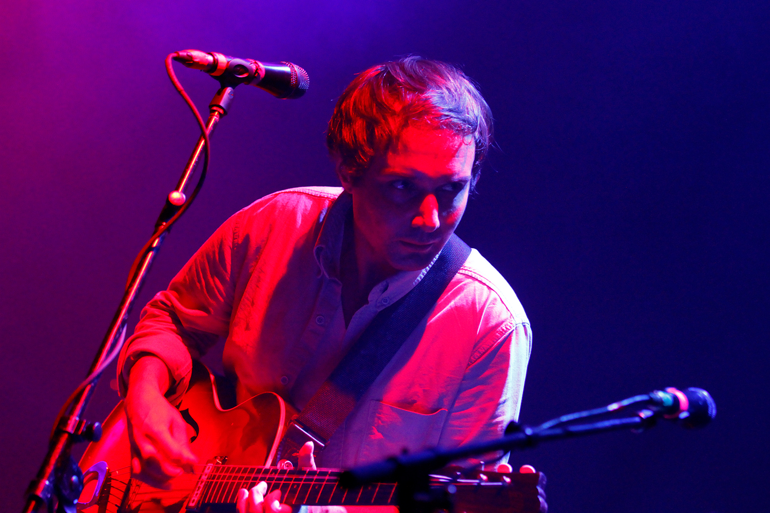Grizzly Bear guitarist Daniel Rosen is also known as one-half of the duo Department Of Eagles, and released his own solo EP in 2012 called Silent Hour/Golden Mile.