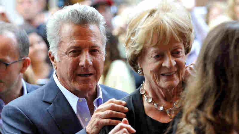 Dustin Hoffman Directs Maggie Smith, But How Is His Direction Like Dentistry?