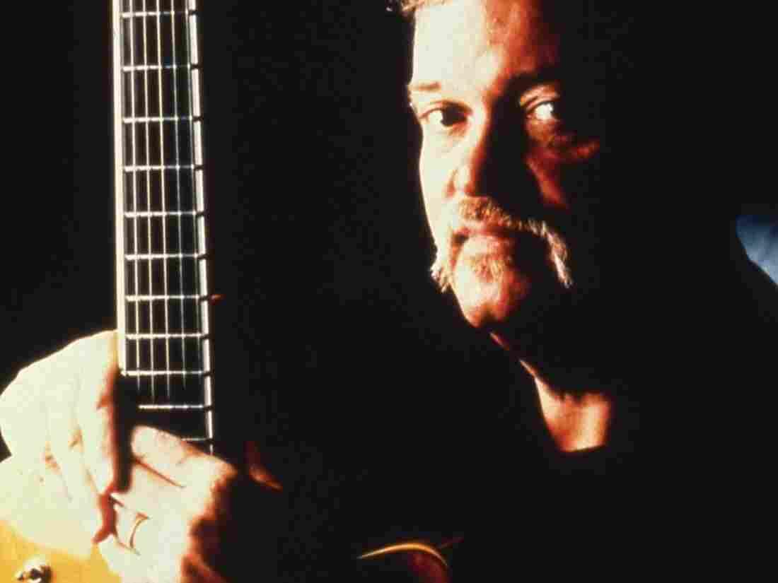 Guitarist John Abercrombie.