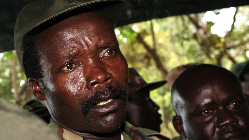Joseph Kony, leader of the Lord's Resistance Army, has waged an uprising against Museveni's government for more than two decades. Kony's forces, linked to many atrocities, are far less active today. He is being pursued by several nations in the region, with assistance from the U.S. (AP)