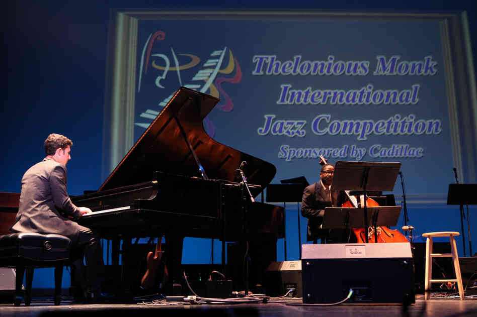 Emmet Cohen performs in the final round of the 2011 Thelonious Monk International Jazz Competition, where he placed third. The 2012 competition takes place this weekend.