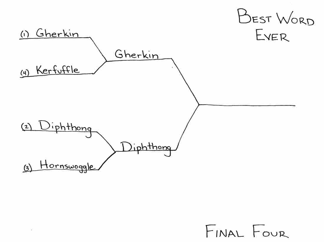 The Final Four.