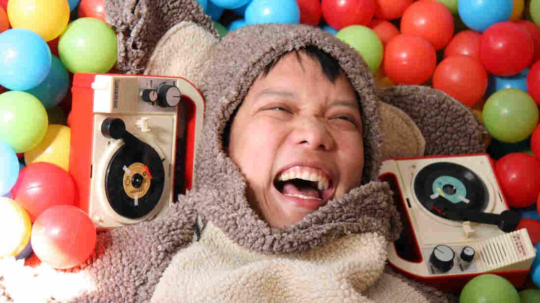 Kid Koala's new album is titled 12 Bit Blues.