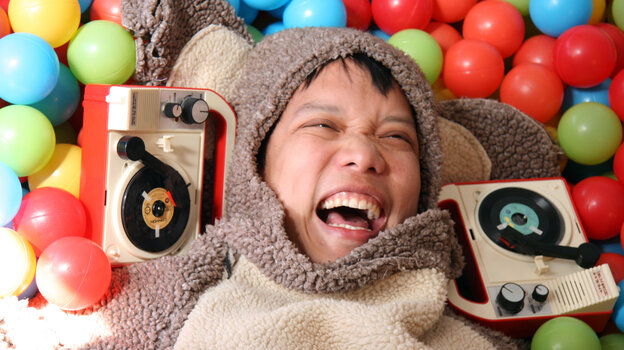 Kid Koala's new album is titled 12 Bit Blues.