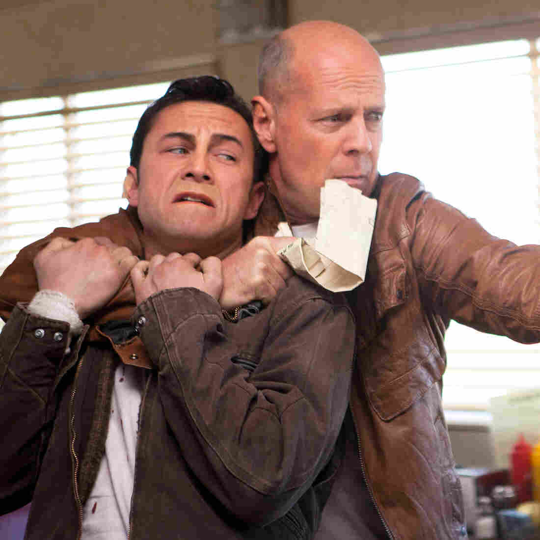 Time And Crime, Thoroughly Crossed Up In 'Looper'