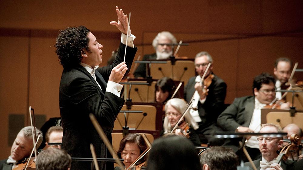 Andrea Echeverri: L.A. Phil Live: Gustavo Dudamel Conducts 'The Rite Of