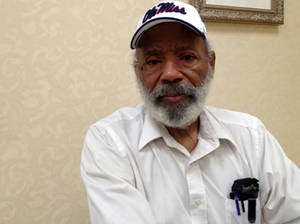 James Meredith, now 79, is working to improve the public education system in Mississippi, which he says never achieved real integration.
