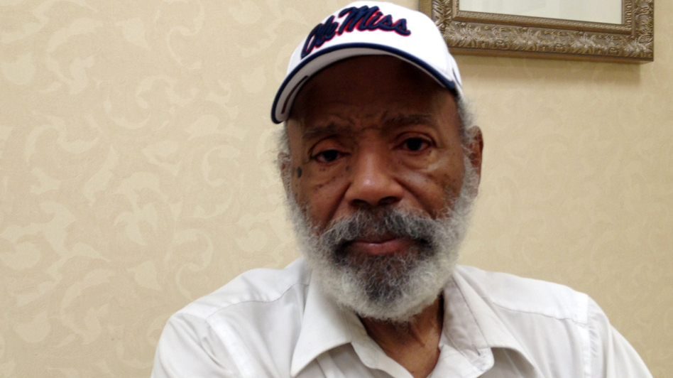 James Meredith, now 79, is working to improve the public education system in Mississippi, which he says never achieved real integration. (NPR)