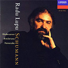 Radu Lupu plays Schumann.