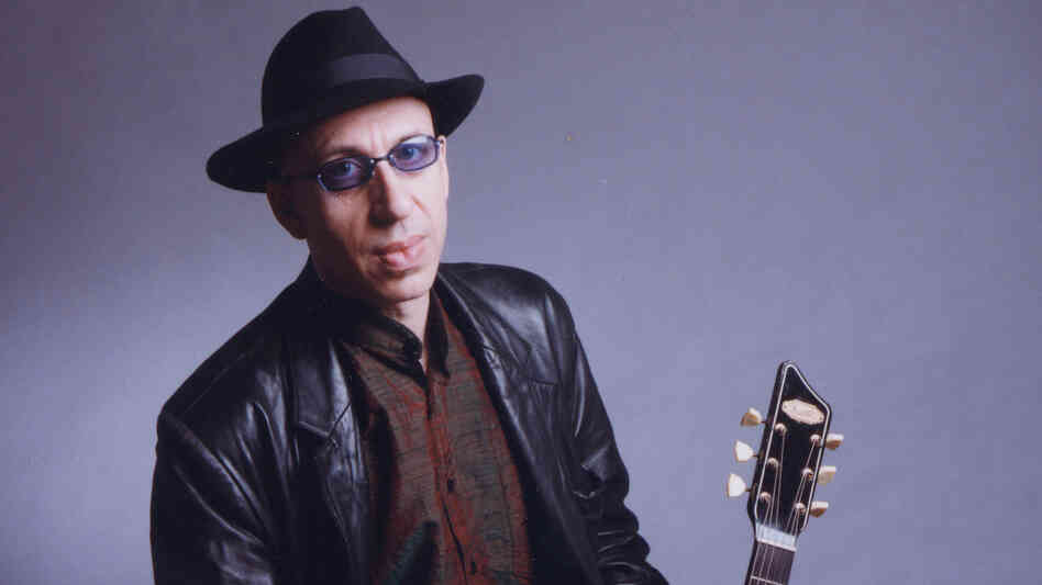 """Blues is a feeling, and it exists cross-culturally. It always has existed, and it always will. It's part of being human,"" says musician Elliott Sharp."