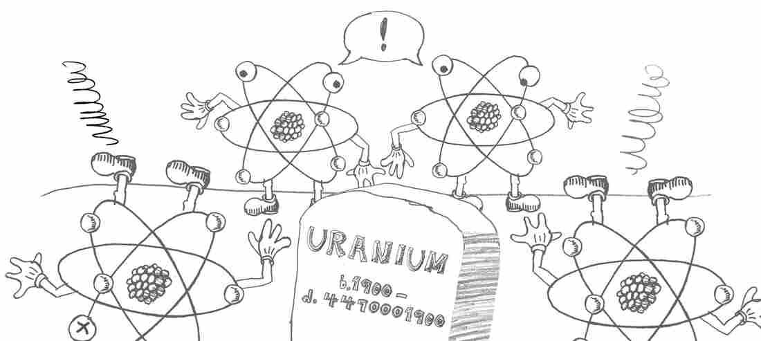 Uranium.