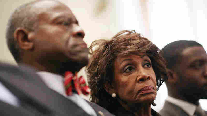 Rep. Maxine Waters Cleared By House Ethics Committee
