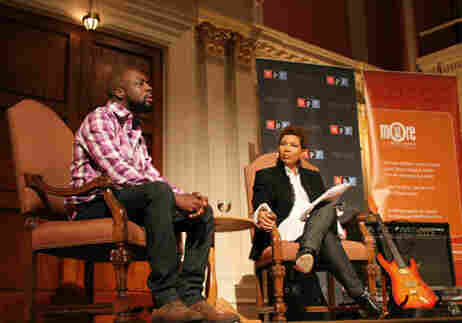 Tell Me More Host Michel Martin talks with Wyclef Jean about his new book, Purpose.