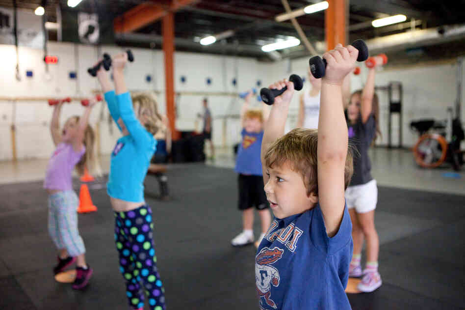 as part of a <b>crossfit</b> class for <b>children</b> at <b>crossfit</b> doneright in ...
