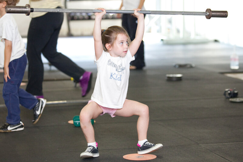 Is CrossFit Training Good For Kids? : Shots - Health News : NPR