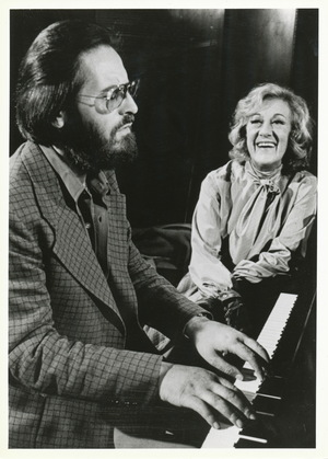 The episode of Piano Jazz with Bill Evans was later issued as a commercial album.